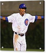 Addison Russell Acrylic Print