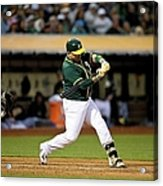 Billy Butler Acrylic Print