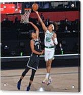 Brooklyn Nets v Boston Celtics Acrylic Print