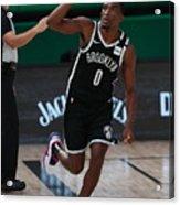 Brooklyn Nets v Milwaukee Bucks Acrylic Print