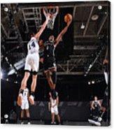 Brooklyn Nets v San Antonio Spurs Acrylic Print