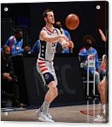 Brooklyn Nets v Washington Wizards Acrylic Print