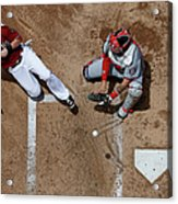 Chris Owings Acrylic Print