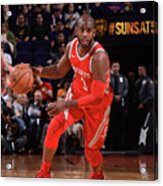 Chris Paul Acrylic Print