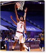Cleveland Cavaliers v Golden State Warriors Acrylic Print