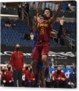 Cleveland Cavaliers v Orlando Magic Acrylic Print