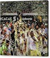 Club America vs Tigres - CONCACAF Champions League Final  Acrylic Print