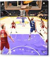 Denver Nuggets v Los Angeles Lakers Acrylic Print