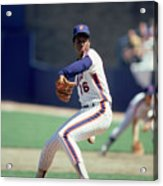 Dwight Gooden Acrylic Print