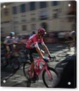 Italian Daily News - May Acrylic Print