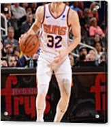 Jimmer Fredette Acrylic Print