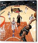 LA Clippers v Memphis Grizzlies Acrylic Print