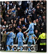 Milton Keynes Dons v Coventry City - The Emirates FA Cup Fourth Round Acrylic Print