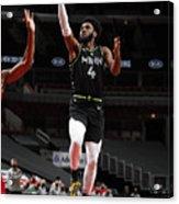 Minnesota Timberwolves v Chicago Bulls Acrylic Print