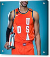 NBA Rising Stars Challenge Acrylic Print
