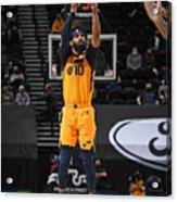 New York Knicks v Utah Jazz Acrylic Print