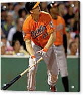 Nick Hundley Acrylic Print