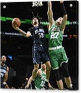 Orlando Magic v Boston Celtics Acrylic Print
