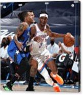 Orlando Magic v Oklahoma City Thunder Acrylic Print