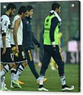 Parma FC v AC Chievo Verona - Serie A Acrylic Print