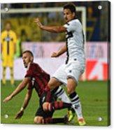 Parma FC v AC Milan - Serie A Acrylic Print