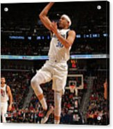 Seth Curry Acrylic Print