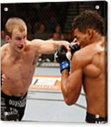 The Ultimate Fighter Finale: Ronson vs Lee Acrylic Print