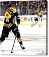 Toronto Maple Leafs v Boston Bruins - Game Seven Acrylic Print