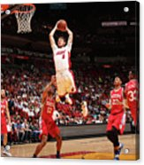 Tyler Johnson Acrylic Print