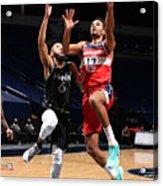 Washington Wizards v Minnesota Timberwolves Acrylic Print