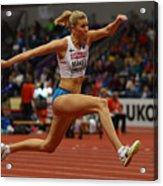 2017 European Athletics Indoor Championships - Day Two Acrylic Print