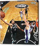 Spencer Dinwiddie Acrylic Print