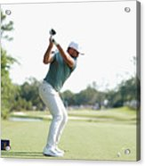 THE PLAYERS Championship - Round One Acrylic Print