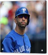 New York Yankees v Toronto Blue Jays Acrylic Print
