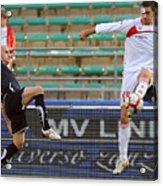 AS Bari v SS Lazio - Serie A Acrylic Print