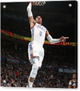 Russell Westbrook Acrylic Print