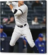 Aaron Judge Acrylic Print
