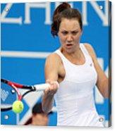 2016 WTA Shenzhen Open - Qualifying Acrylic Print