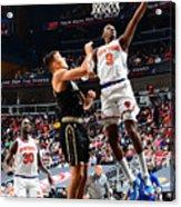 2021 NBA Playoffs - New York Knicks v Atlanta Hawks Acrylic Print