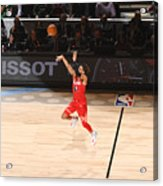 69th NBA All-Star Game Acrylic Print