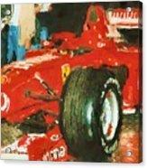Le Mans Acrylic Print