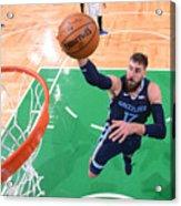 Memphis Grizzlies v Boston Celtics Acrylic Print