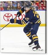 NHL: MAR 29 Red Wings at Sabres Acrylic Print