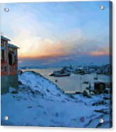 Nuuk Greenland Acrylic Print