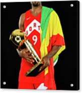 Serge Ibaka Acrylic Print