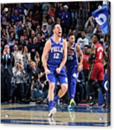 T.j. Mcconnell Acrylic Print