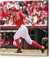 Todd Frazier Acrylic Print