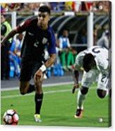 United States v Columbia: Third Place - Copa America Centenario Acrylic Print