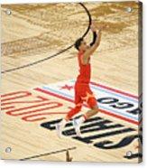 2020 NBA All-Star Game Acrylic Print