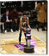 2020 NBA All-Star - Taco Bell Skills Challenge Acrylic Print